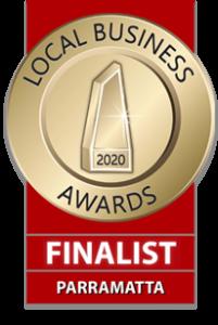 local business awards finalist parramatta 2020